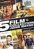 5 Film Collection John Wayne (The Cowboys / The Green Bertes / Hatari! / The Telegraph Trail / The Man Who Shot Liberty Valance)