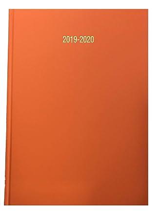Agenda escolar tamaño A4 de mitad de año, visualización ...