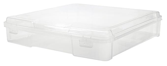Amazon Iris 12 X 12 Portable Project Case Clear