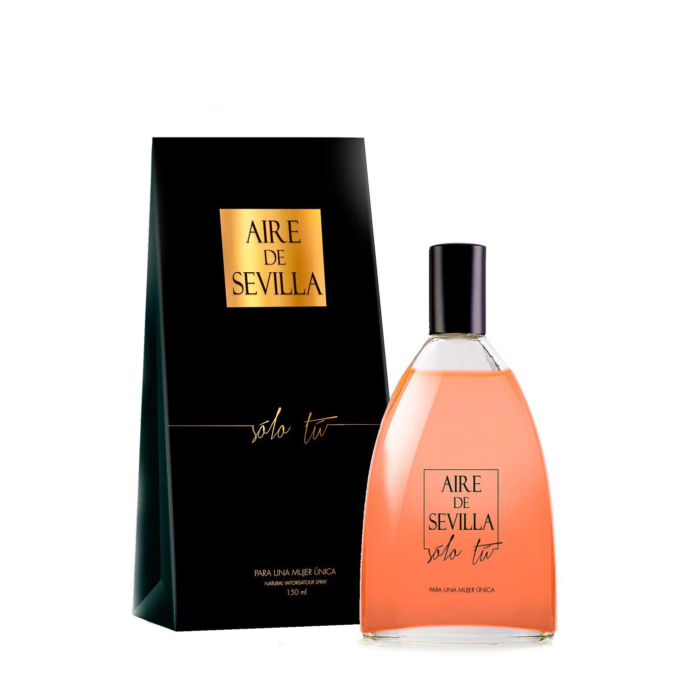 Aire de Sevilla - Solo Tú - Perfume Mujer 150ML: Amazon.es