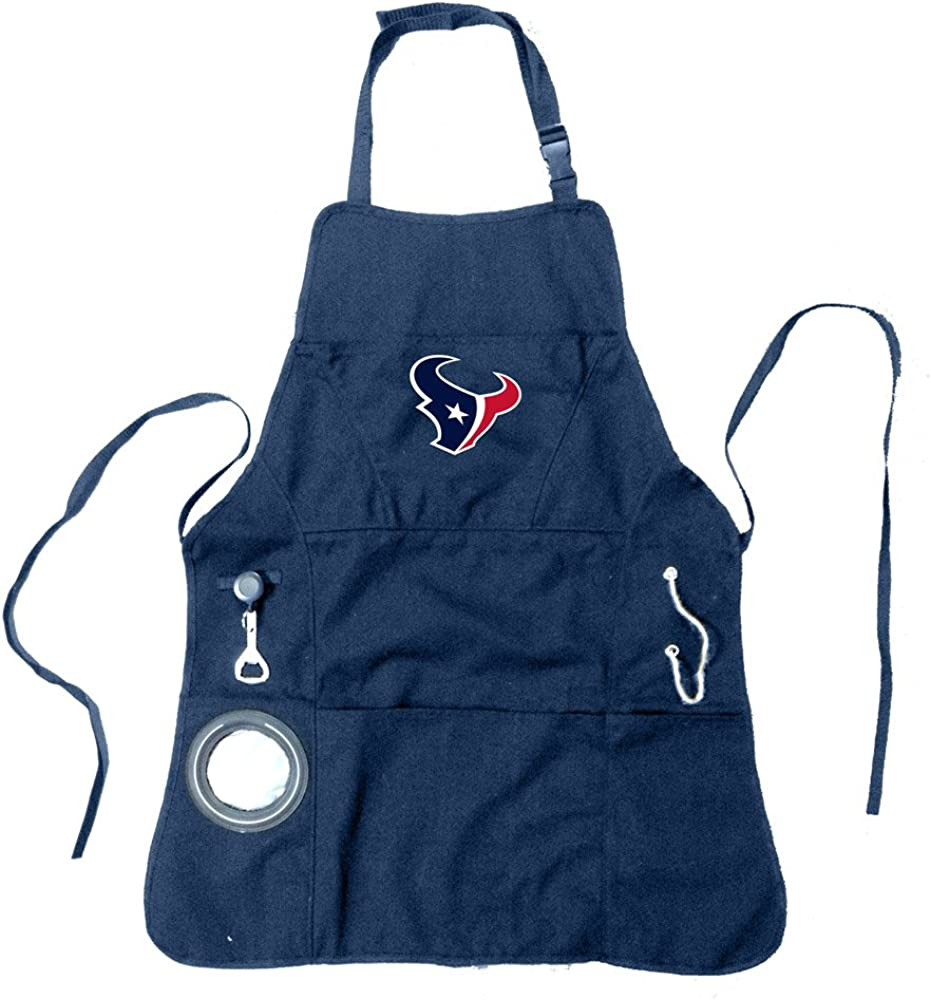 Team Sports America NFL Logo Grilling Utility Apron
