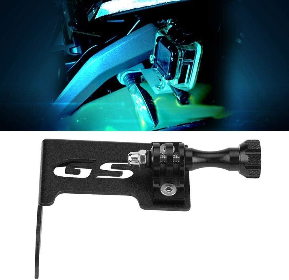 . for GoPro volume moyen quotidien L Support SAEC Support Cam/éra avant gauche moto for BMW R1200GS LC R1200GS LC noir et Sliver