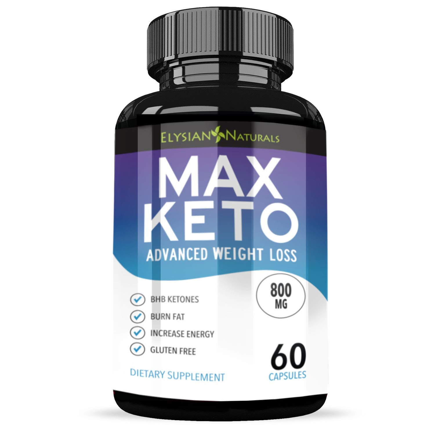Keto Diet Pills - Weight Loss Supplement and Appetite Suppressant for Women & Men to Burn Fat Fast - Best Ketosis Supplement - Shark Tank Formula - 60 Capsules