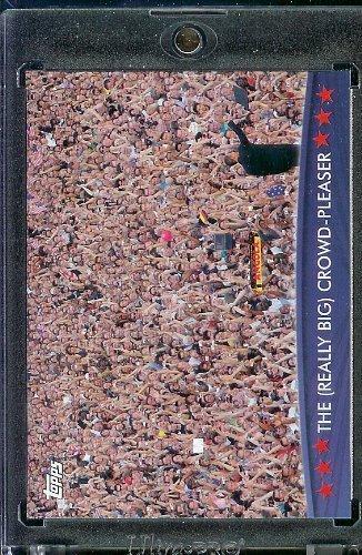 (2008/09 Topps Barack Obama Presidential Trading Card #56 - Very attractive trading card of President Obama)