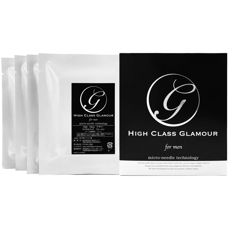 【High class glamour 】 メンズ マイクロパッチのサムネイル