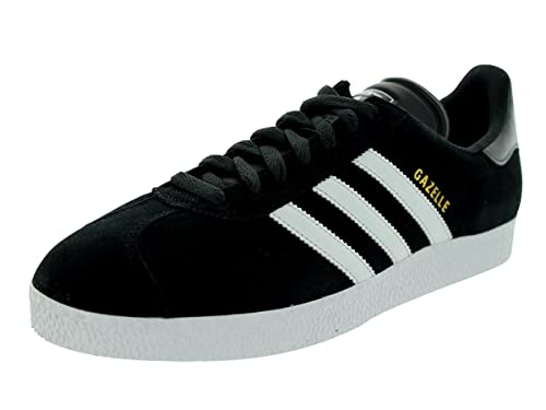 timeless design get new sale uk Adidas Gazelle II Black White Mens Trainers