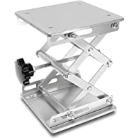 Wisamic - Soporte de laboratorio de aluminio