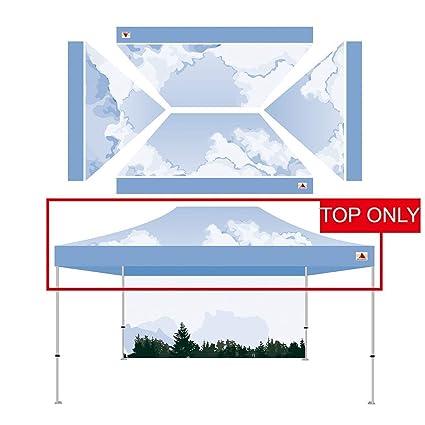 Amazon.com: ABCCANOPY - Toldo para pared (15.0 ft): Jardín y ...