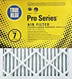 True Blue Pro Series 20x25x2 Air Filter, 6-Pack