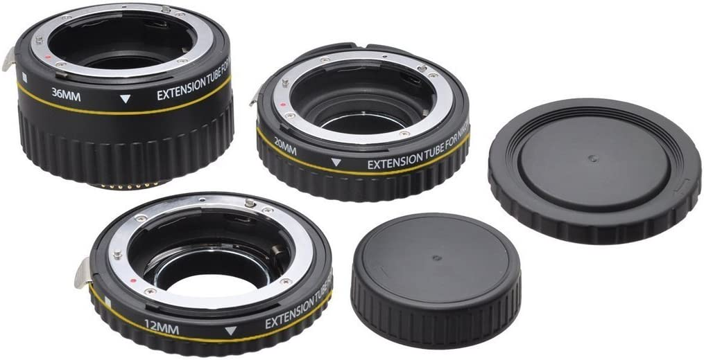T5 T5i Macro Extension Tube Set for Canon T4i