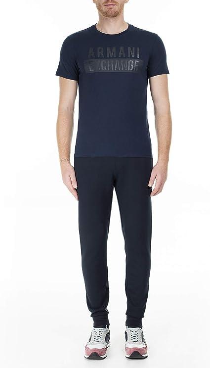 Emporio Armani - Camiseta EA7 Exchange - 6GZTBS ZJV5Z 1510