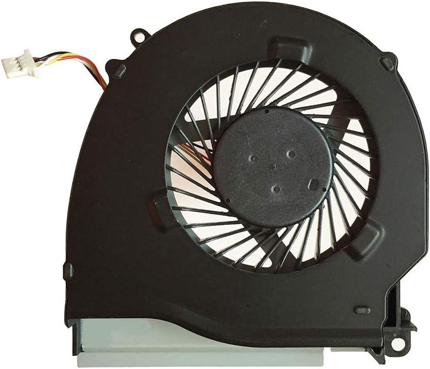 GPU Cooling Fan Cooler for DELL Inspiron 15 7557 7559 5577 5576 15P-1548 Series 04X5CY P57F 4-pin (GPU Fan)