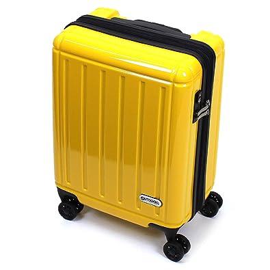 cbdcee5df6 Amazon   [OUTDOOR PRODUCTS(アウトドアプロダクツ)] スーツケース 38~47L 48.5cm 3.1kg 機内持ち込み  OD-0692-48 イエロー   スーツケース