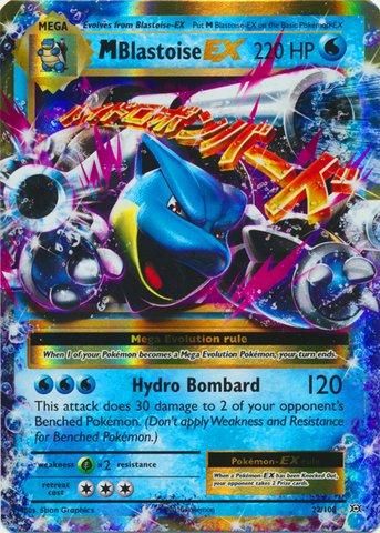 Pokemon cards rare ex - Pokemon xy mega evolution ...