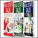 Real Estate Sales: 3 Manuscripts in 1: The Beginner's Guide + Tips and Tricks + Effective Strategies Audiobook by Alex Johnson Narrated by Pete Beretta