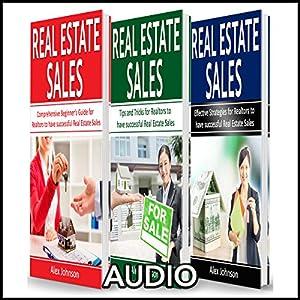 Real Estate Sales: 3 Manuscripts in 1 Audiobook