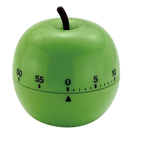 Novelty Kitchen Timer - Apple