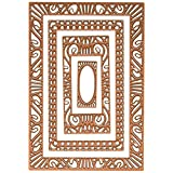 Sue Wilson CED10011 Indian Ocean Collection Background Dies