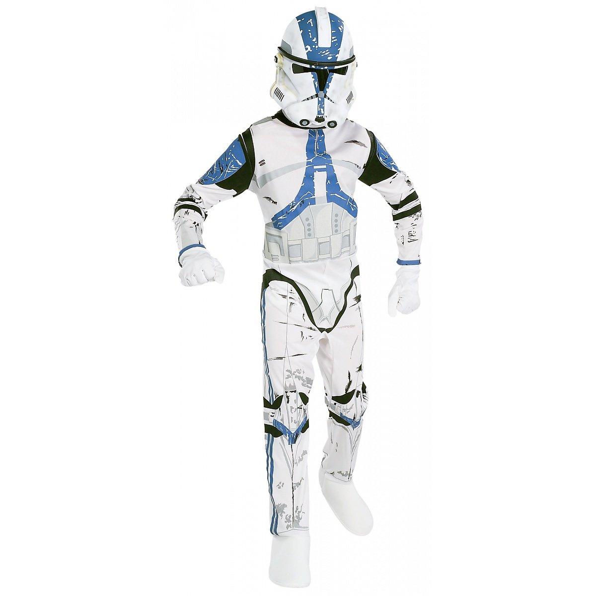 Clone Trooper Herrenkostüm aus Star Wars, Größe:XL
