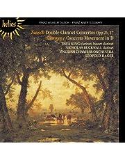 Tausch: Double Clarinet Concertos / Süssmayr: Concerto movement