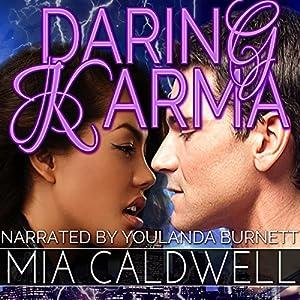 Daring Karma Audiobook