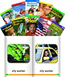 TIME FOR KIDS® Informational Text Grade K Readers Set 1 10-Book Set (TIME FOR KIDS® Nonfiction Readers)