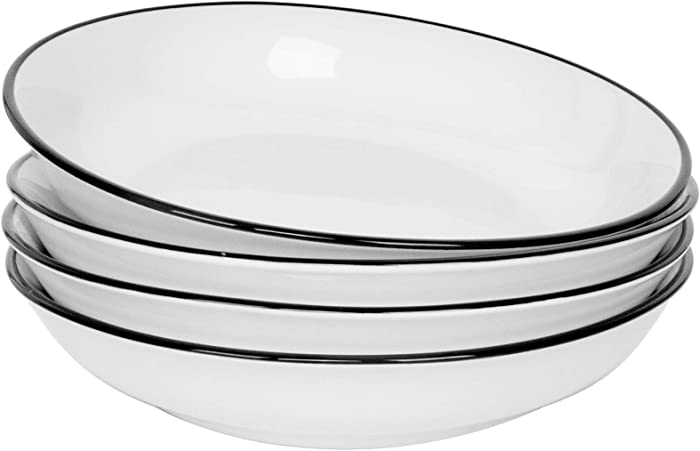 Top 10 Extra Large Shallow Food Serving Bowl Ceramic White
