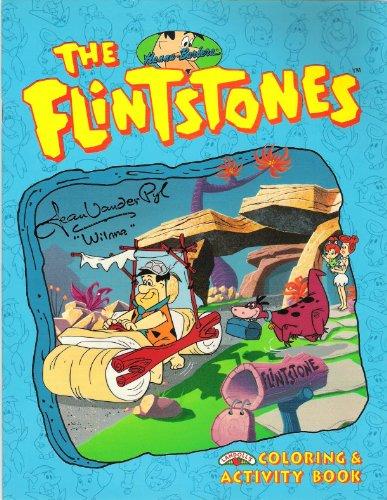 JEAN VANDER PYL - Voice of WILMA FLINTSTONE from Cartoon