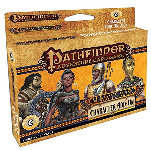 Amazon.com: Pathfinder Adventure Juego de cartas carácter ...