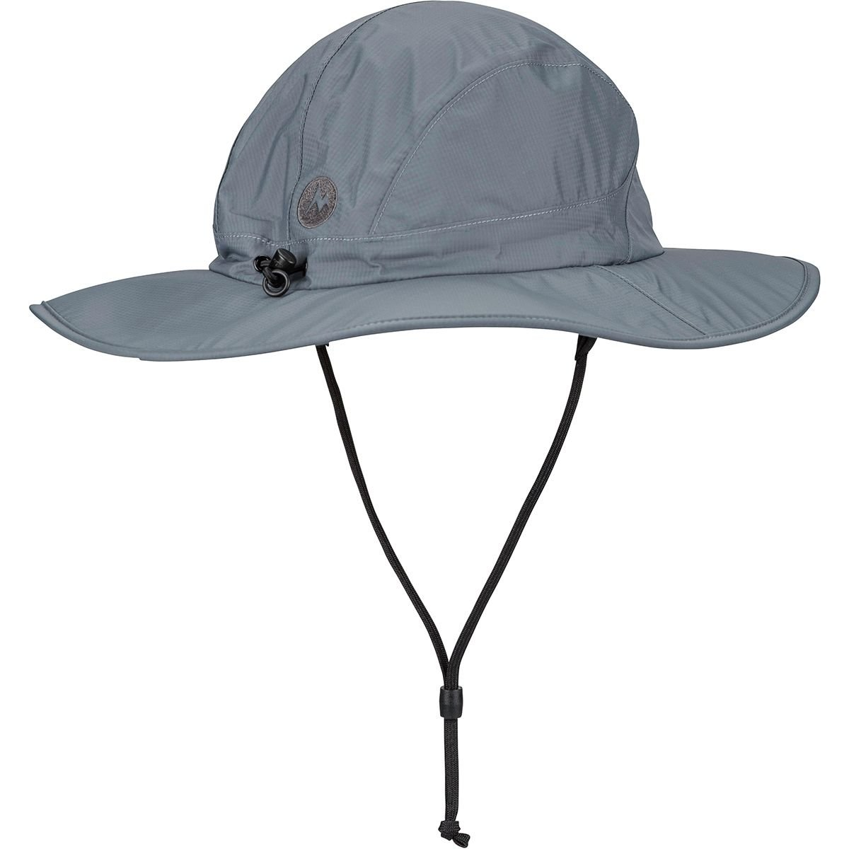 Marmot PreCip Safari Hat - Men's Steel Onyx, M/L 16980-1515-4
