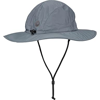 Marmot PreCip Safari Hat - Men s Steel Onyx 2163a393e4b9