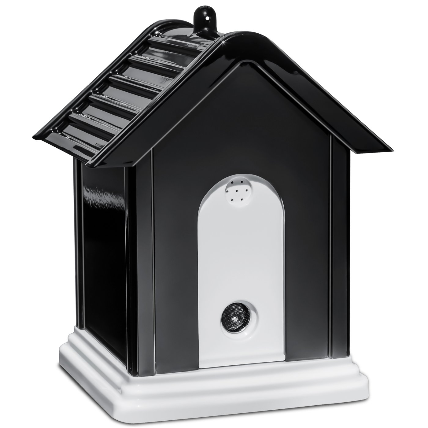 Paws & Pals OxGord Stop Dog Barking Ultrasonic Anti Bark Off Limiter Birdhouse Box Silencer Controller Device for Pets