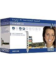 Sweex SC012 5.1 PCI Sound Card