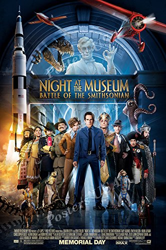 Posters USA - Ben Stiller Night at the Museum GLOSSY FINISH Movie Poster - FIL411 (24