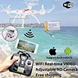 Best Syma Drones For Kids - Cewaal FPV Drone with Live Video Camera,X5SW-1 2.4G Review