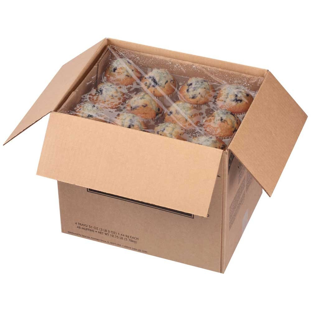 Chef Pierre Large Blueberry Muffin, 4.25 Ounce -- 48 per case. by Sara Lee (Image #5)