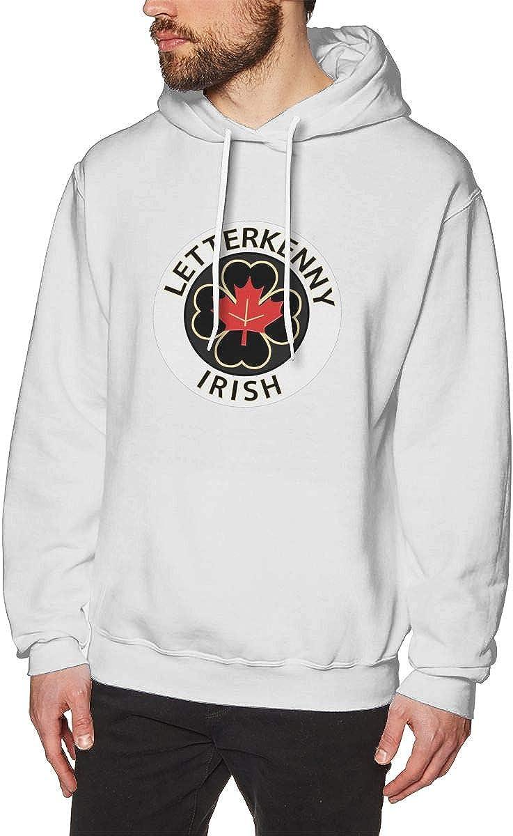 Letterkenny Irish Mens Hooded Sweatshirt Theme Printed Fashion Hoodie