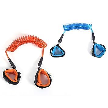 61k 4vNQYIL._SY355_ amazon com odowalker pack of 2 toddler leash rotating 360° anti