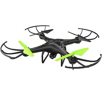 Simlife UDI U42W Petrel Wifi FPV Drone 2.4Ghz RC Quadcopter con HD ...