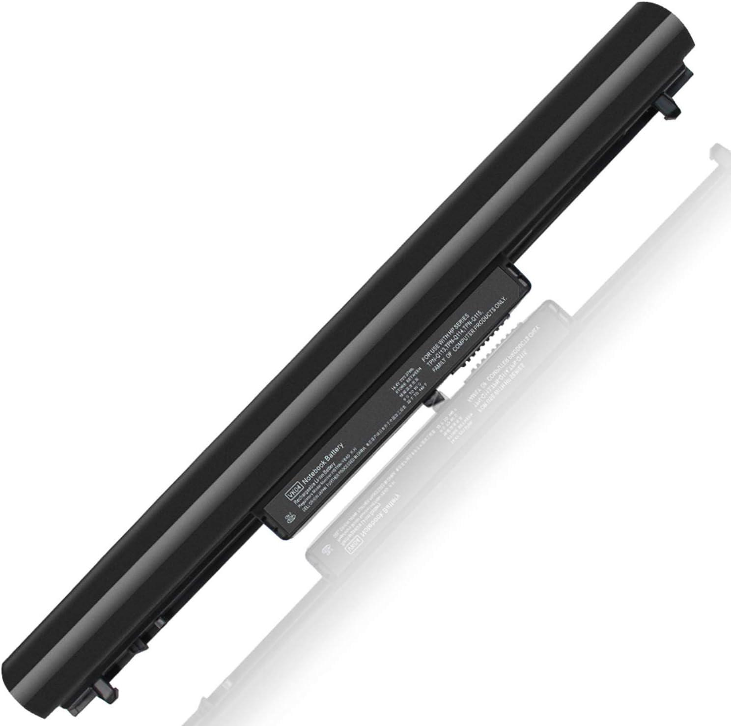 VK04 695192-001 Battery Compatible with Hp 694864-851 HSTNN-YB4D HSTNN-DB4D TPN-Q113 TPN-Q114 H4Q45AA Pavilion Sleekbook 14-B000 14-B109wm 15-b142dx 14-b124us 14-b137ca 14-b120dx 14-b150us 14-b173cl