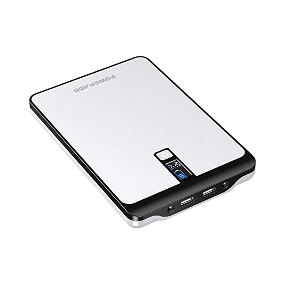 2ed988ce1 Amazon.com: POWERADD Pilot Pro 32000mAh Power Bank Dual USB Port 4.5 ...