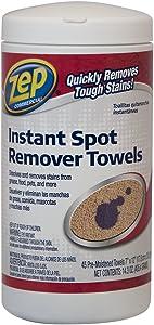 Zep Instant Spot Remover Towels (45-Count) ZUISRT45