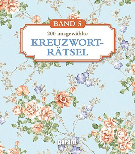 Kreuzworträtsel Deluxe Groß- Band 5