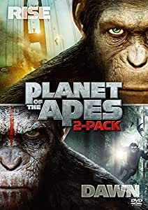 amazoncom planet   apes souseiki genesis planet   apes  century rises dvd set