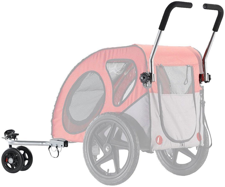 Large Petego Kasko Pet Trailer-to-Stroller Conversion Kit, Large
