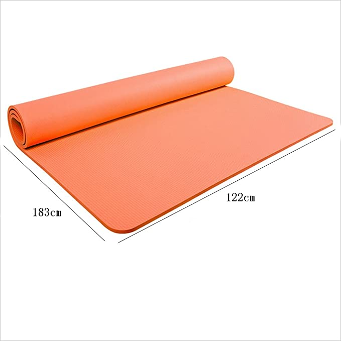 Amazon.com: Widen Large Space Two-person Yoga Mat, Tasteless ...