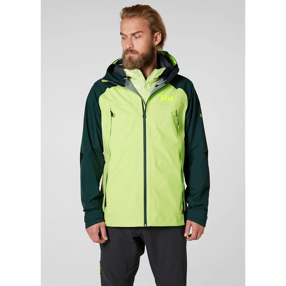 Helly Hansen 62714 Mens Odin 9 Worlds Jacket