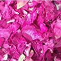 Dried Rose Petals, Real Red Rose Flower Decoration Wedding Party Making for Crafts Essential Oil Homemade Tea Bath Salts