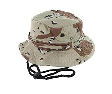 5a9d897661767 Image Unavailable. Image not available for. Color  9Proud D.Camo Unisex Hat  Wide Brim Hiking Bucket Safari Cap Outback