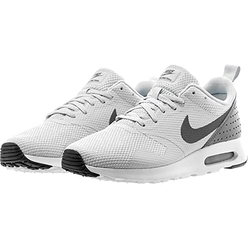 cheap for discount 59612 11d89 Nike 705149-006 Men s Air Max Tavas Running Shoes, Pure Platinum Cool Gray  Black White, 6. 5 M US  Buy Online at Low Prices in India - Amazon.in